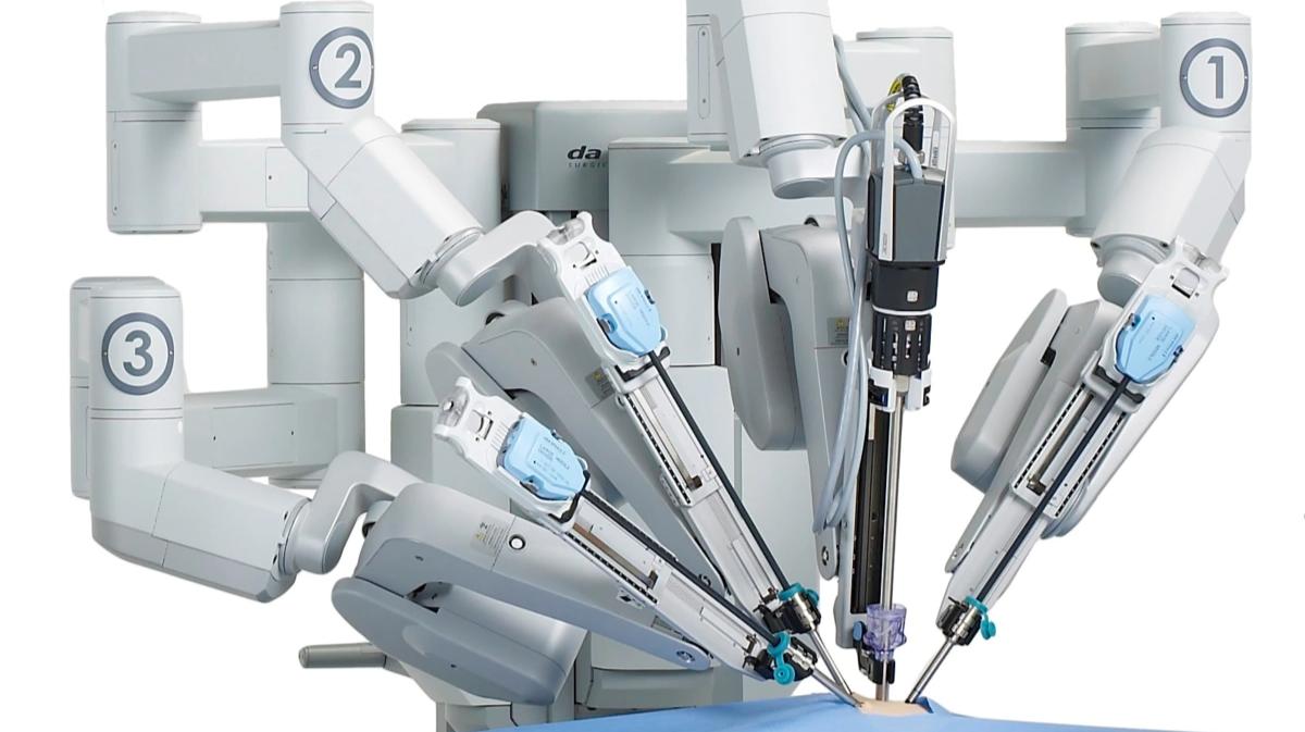 Роботизация торакальной хирургии в Гелиос Крефельд